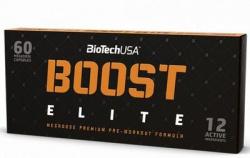 BiotechUSA Boost Elite 60 kapslí