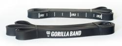 GORILLA Power Band - posilovací guma černá