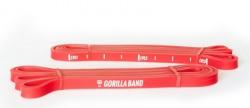 GORILLA Power Band - posilovací guma červená