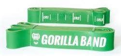 GORILLA Power Band - posilovací guma zelená