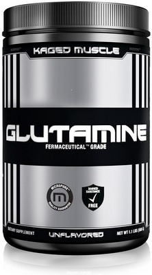 Kaged Muscle Glutamine Powder 500 g