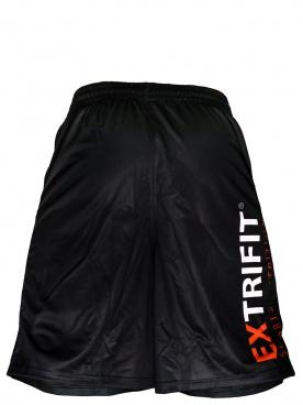 Extrifit Kraťasy černé