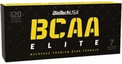 BiotechUSA BCAA ELITE 120 kapslí