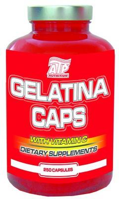 ATP Gelatina Caps with Vitamin C 100 kapslí