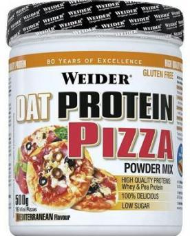 Weider Oat Protein Pizza 500 g PROŠLÉ DMT