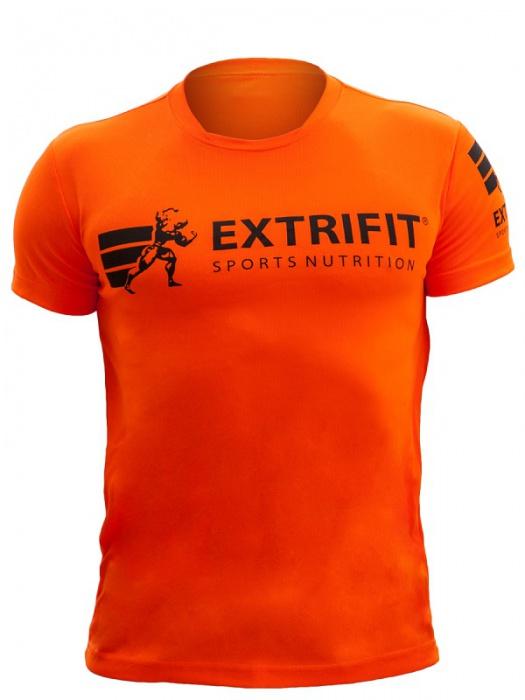 3313dc2ce020 Extrifit tričko oranžové ...
