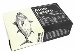 Aveiro tmavé maso z tuňáka v rostlinném oleji 120g