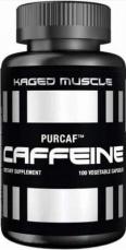 Kaged Muscle PurCaf™ Caffeine 100 kapslí