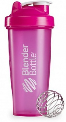 Blender Bottle Classic 600 ml růžový