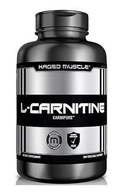 Kaged Muscle L-Carnitine 250 kapslí