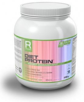 Reflex Diet Protein 900 g - jahoda VÝPRODEJ