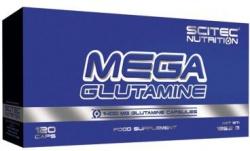 Scitec Mega Glutamine 120 kapslí