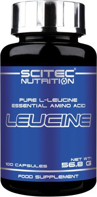 Scitec L-leucine 100 kapslí