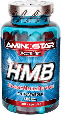 Aminostar HMB 100 kapslí