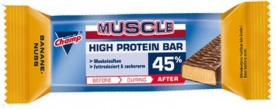 Muscle High Protein Bar 45% 45g Champ Sports