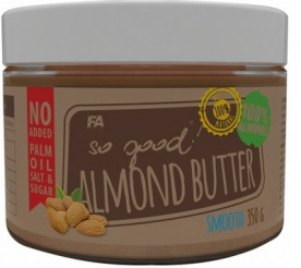 FA So Good! Almond Butter 350 g smooth