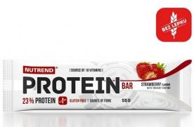 Nutrend Protein Bar 55 g - kokos
