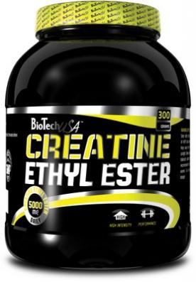 BioTechUSA Creatine Ethyl Ester 300g
