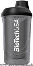 BioTechUSA šejkr 600 ml černý
