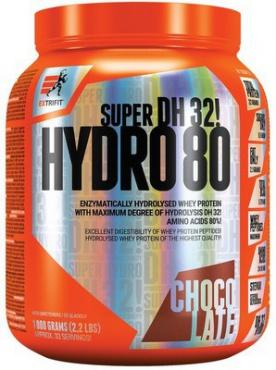Extrifit Super Hydro 80 DH32 1000 g čokoláda
