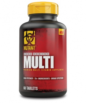 Mutant Multi 60 tablet