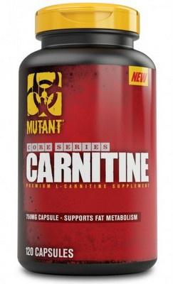 Mutant Carnitine 120 kapslí