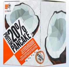 Extrifit Protein Pancake 20 % 10x50g