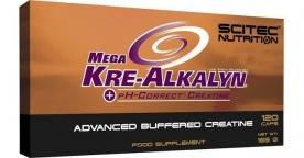 Scitec Mega Kre-Alkalyn 120 kapslí