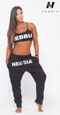 Nebbia Pudl Tepláky 274 černé