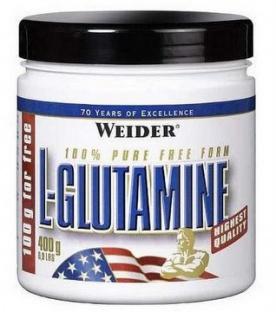 Weider L-Glutamin 400 g