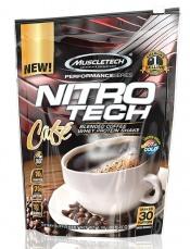 MuscleTech Nitro-Tech Café 491g PROŠLÉ DMT 21.2.2020