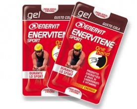 Enervit Enervitene Sport Gel One Hand 2x 12,5 ml - cola PROŠLÉ DMT