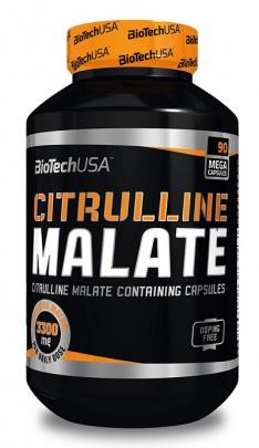 BiotechUSA Citrulline Malate 90 kapslí