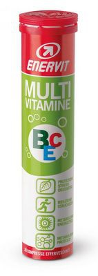 Enervit Multivitamin 20 šumivých tablet