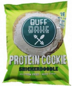 Buff Bake Protein Cookie 80 g - snickerdoodle PROŠLÉ DMT