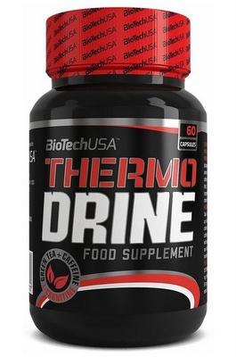 BiotechUSA Thermo Drine 60 kapslí