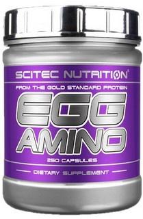 Scitec Egg Amino 250 kapslí