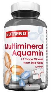 Nutrend Multimineral Aquamin 120kapslí