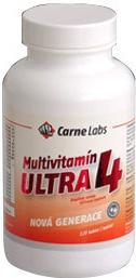 Carne Labs Multivitamin Ultra 4 120 tablet