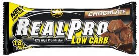 All Stars Real Pro Low Carb 50 g - stracciatella VÝPRODEJ
