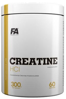 FA Creatine HCL 300 g - bez příchuti VÝPRODEJ