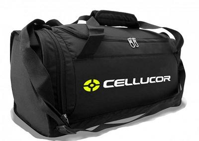 Cellucor sportovní taška - černá  3e1789151a