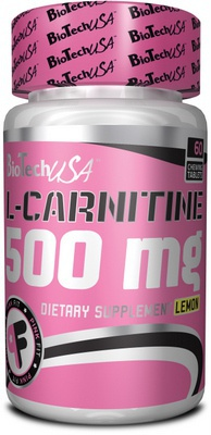 BioTechUSA L-Carnitine 500mg 60 tablet