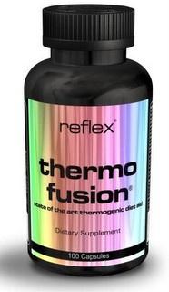 Reflex Thermo Fusion 100 kapslí PROŠLÉ DMT