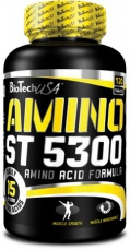 BioTechUSA Amino ST 5300 120 tablet
