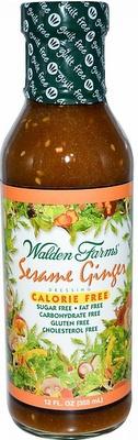 Walden Farms Salad Dressing 355 ml - Italian with Sun Dried Tomato PROŠLÉ DMT