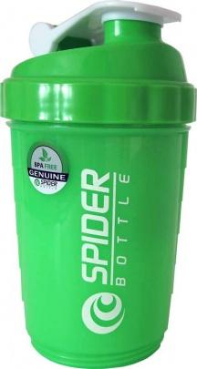 Šejkr Spider Bottle 700 ml neonově zelená