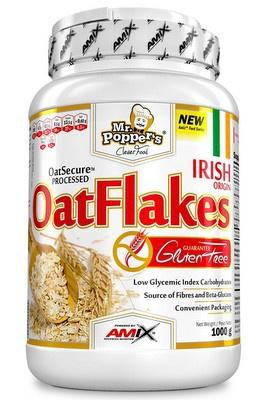 Amix Gluten Free Oat Flakes 1000 g
