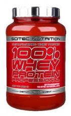 Scitec 100% Whey Protein Professional 920 g PROŠLÉ DMT