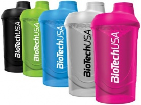 BioTechUSA šejkr Wave 600 ml
